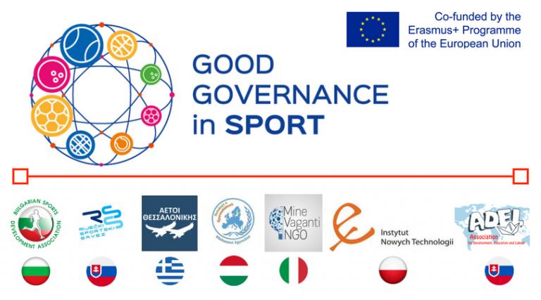 """Collaborative Sport Big """"GGS"""""""