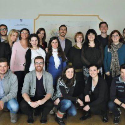 "MVNGO EYF 2014 ""Gender Human Rights in Sardinia"""