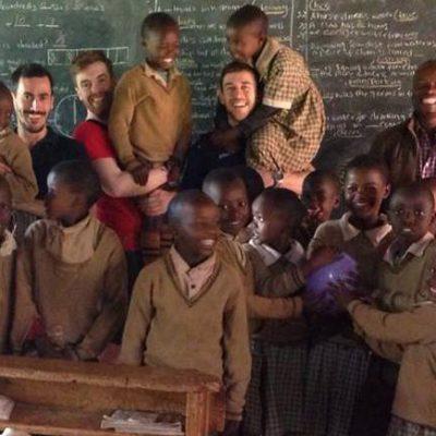 "Gathimba Foundation ""Fill My Value ""Backpack Kenya"""