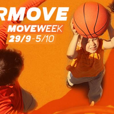 """ISCA """"Move Week 2014"""""""