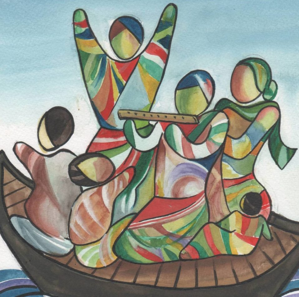 "KA1 Youth ""A Tune of Peace"" Pitagora"