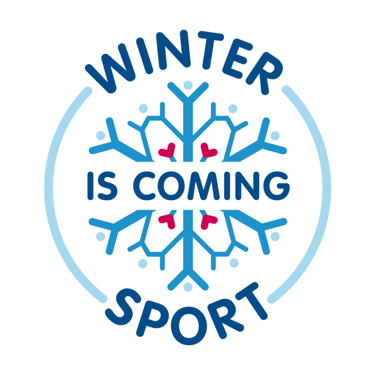 "Collaborative Sport Small ""Winter Sport is Coming"""