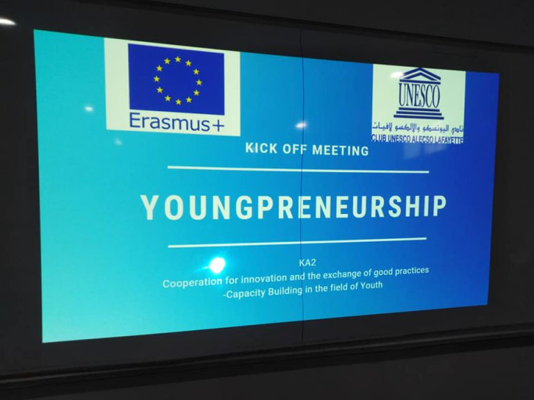"""Capacity Building Youth """"YoungPreneurship"""""""