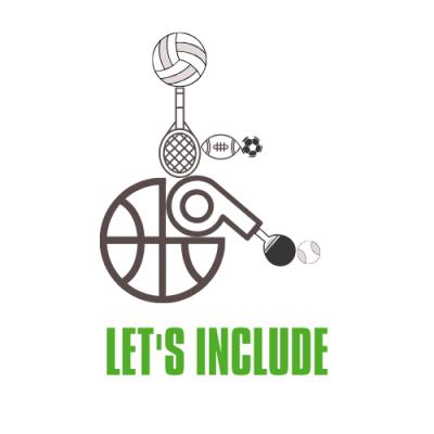"Collaborative Sport Small ""Let's Include"""