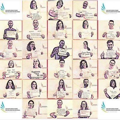 """MVI EYF Campaign """"Speak for Inclusion!"""" 2018"""